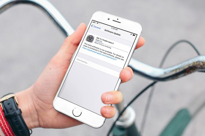 Apple Rilis iOS 11.1 Beta 5 untuk Developer dan Public Beta