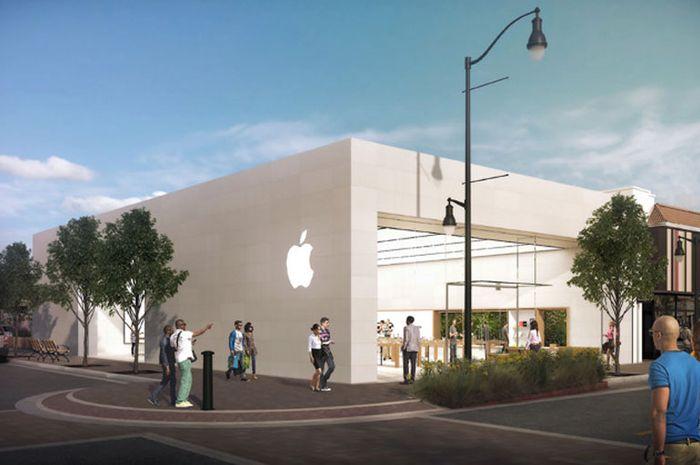 Beres Direnovasi, 2 Gerai Apple Siap Dibuka kembali 18 November