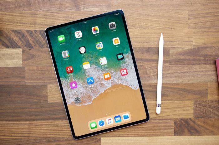 (Rumor) Spek iPad Pro 2018: Face ID Baru, Port USB-C dan Apple Pencil 2