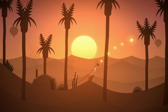 Review Alto's Odyssey, Meluncur di Gurun dengan Grafis Memukau