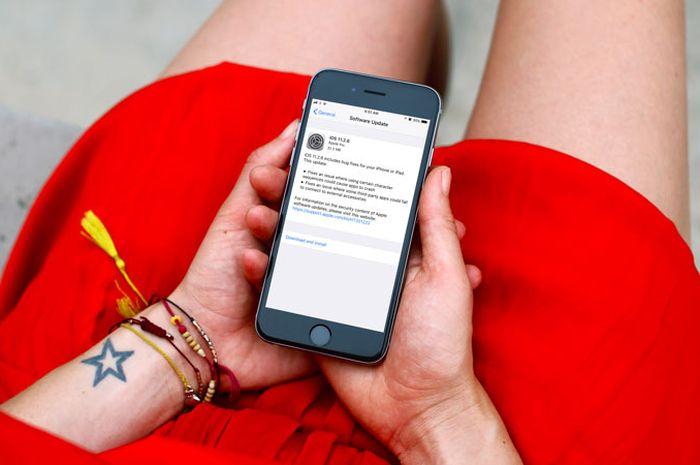 Apple Merilis Update iOS 11.2.6 untuk Pengguna iPhone, iPad dan iPod Touch
