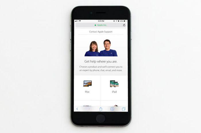 Cara Menghubungi Apple Support dan Tips Penting yang Wajib Kamu Tahu