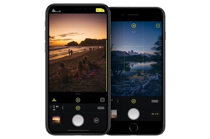 Review Halide Camera, Tampilan Profesional untuk Hasil Foto Terbaik