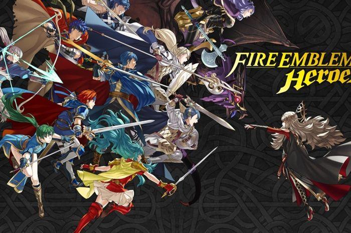 Nintendo Tampilkan Update Fire Emblem Heroes Lewat Video