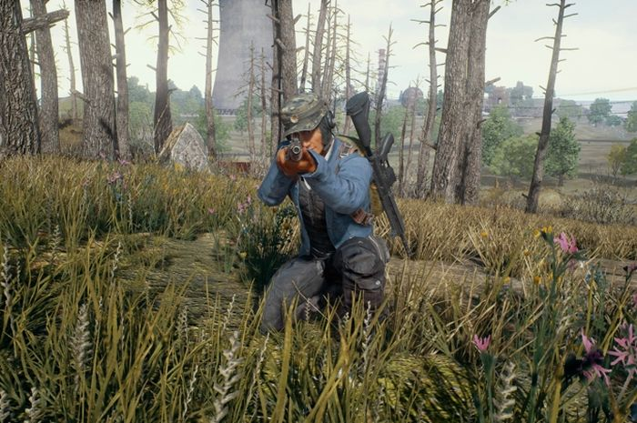 5 Tips Bermain PUBG Mobile Dalam Mode Squad