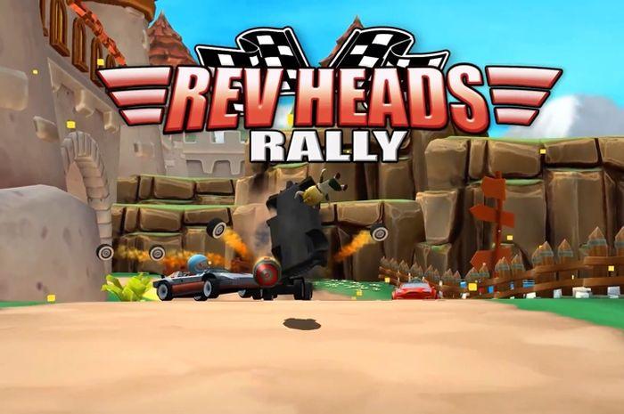 Rav Heads Rally, Game Balapan AR Akan Hadir Akhir Bulan Ini