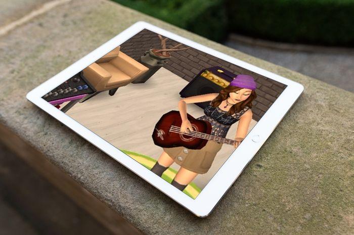 5 Hobi Yang Ada Pada The Sims Mobile