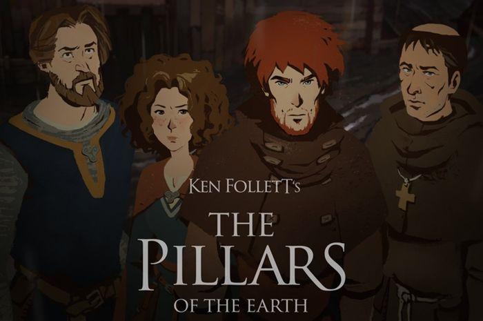 Review The Pillars of the Earth, Cerita Peperangan Dan Drama Abad Ke-12