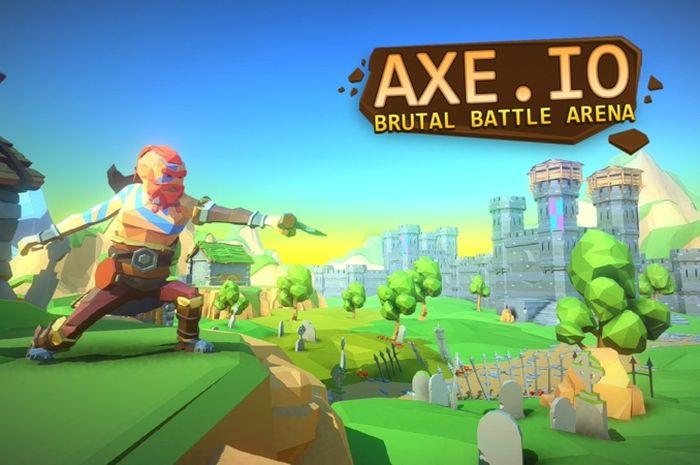 Review Axe.io, Permainan Kapak Yang Brutal Bukan Main