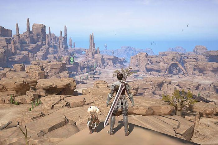 Square Enix Merilis Cuplikan Gambar Terbaru Untuk Final Fantasy XI Reboot