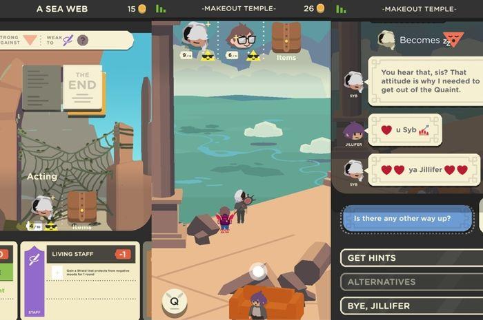 Guildlings Adalah Sebuah Game Baru Dari Pembuat Game 'Threes'