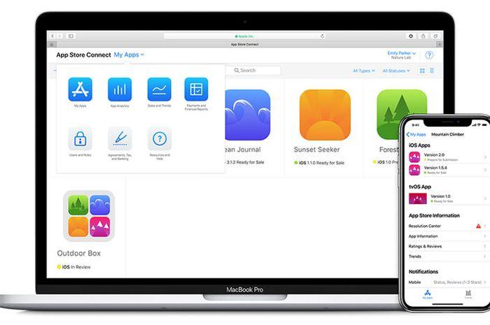 Layanan iTunes Connect Berubah Nama Menjadi App Store Connect