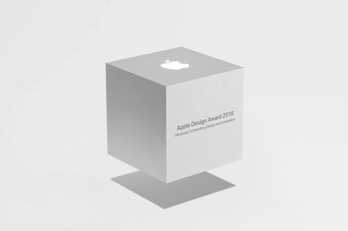 Apple Umumkan Pemenang Apple Design Award 2018