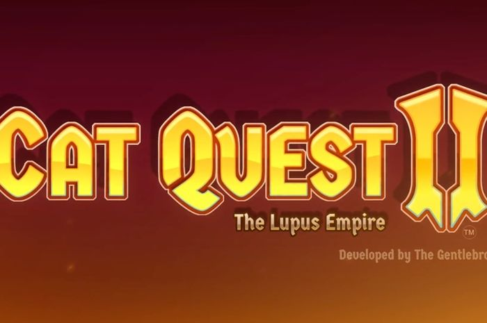Kucing Dan Anjing Bersatu Untuk Berpetualang Di Cat Quest 2: The Lupus Empire