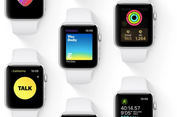 watchOS 5.1 Ditarik Karena Membuat Apple Watch Error
