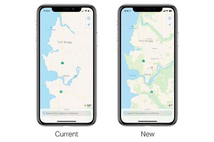 Apple Kerjakan Ulang Apple Maps, Hasil Awalnya Segera Tampil di iOS 12 Beta