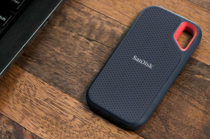 SanDisk Extreme Portable SSD Resmi Meluncur di Indonesia