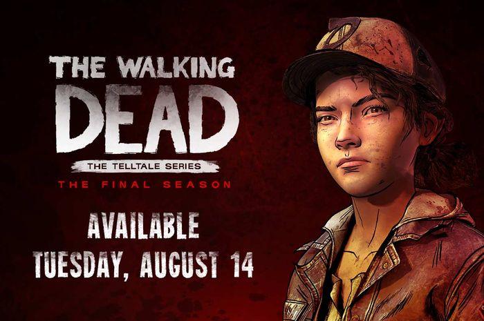Trailer Resmi The Walking Dead: The Final Season Hadir Menjelang Perilisan Game