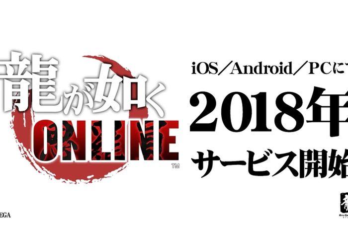 SEGA Siap Merilis 'Yakuza Online' ke App Store