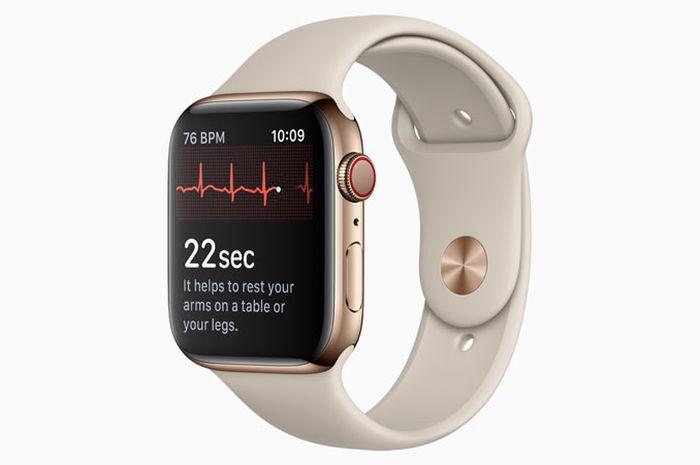 Fitur Elektrokardiogram di Apple Watch Series 4 Hanya Tersedia di Amerika Serikat, Rilis Akhir Tahun