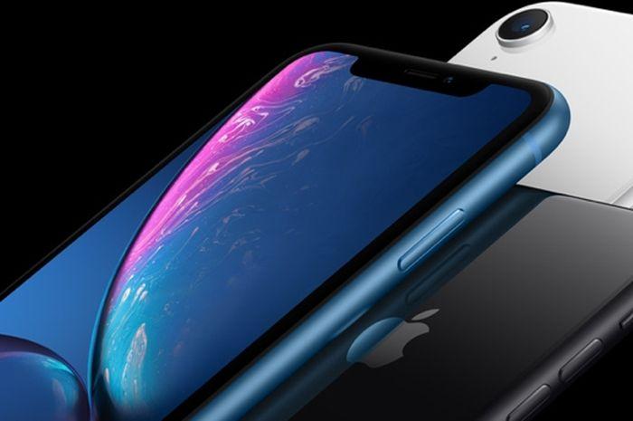 Apple Merilis iPhone Xr dengan Liquid Retina Display, 6 Warna dan Face ID