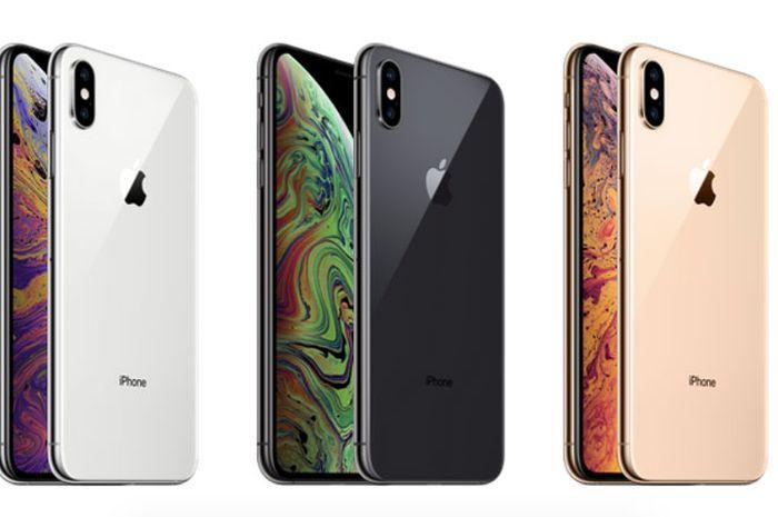 Harga Komponen iPhone Xs Max Hanya Sekitar $443