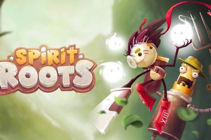 Sebuah Game Platformer Cantik, Spirit Roots, Hadir Di App Store Akhir Tahun Ini