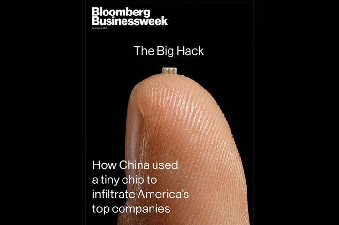 Apple Bantah Laporan Bloomberg Seputar Server yang Disusupi Chip Mata-Mata