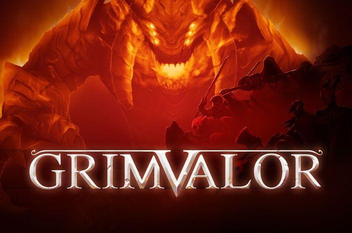 Review Grimvalor, Sebuah 'Dark Souls' Untuk Ponsel
