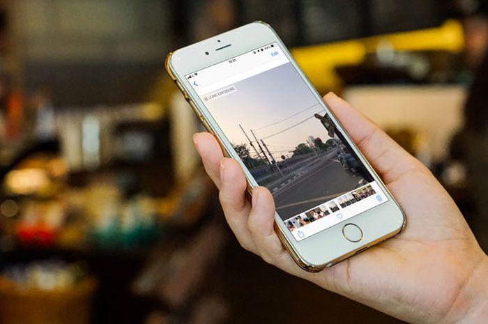 Jepret, Edit dan Gunakan Efek di Live Photos for iOS