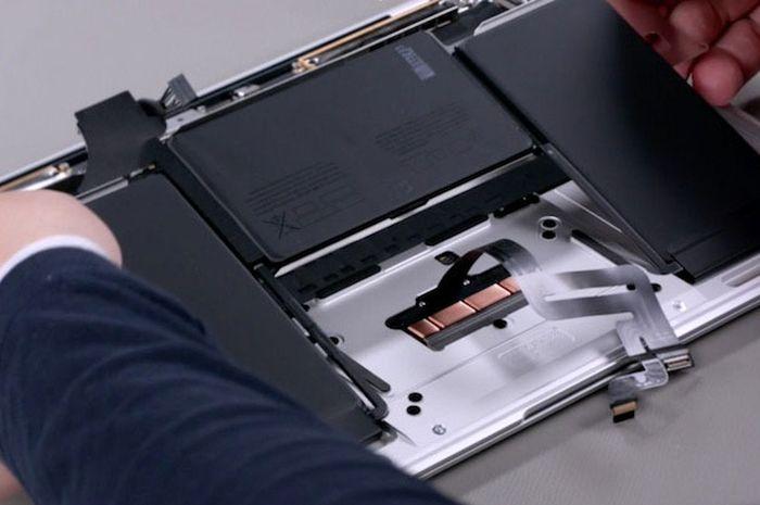 Baterai di MacBook Air Retina Display Bisa Diganti Secara Individual