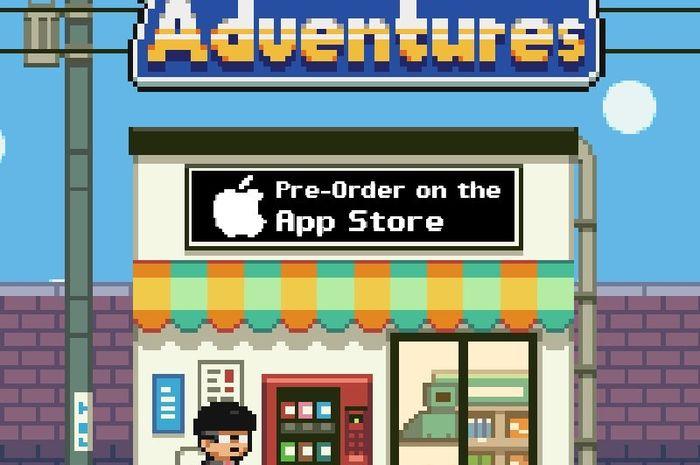 Sebuah Puzzle Platformer Lucu 'Micro Vendor Adventures' Siap Hadir di App Store, Pre-order Sekarang!