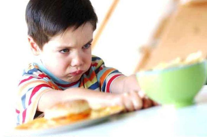 Yang harus Mama Lakukan Ketika Anak Susah Makan