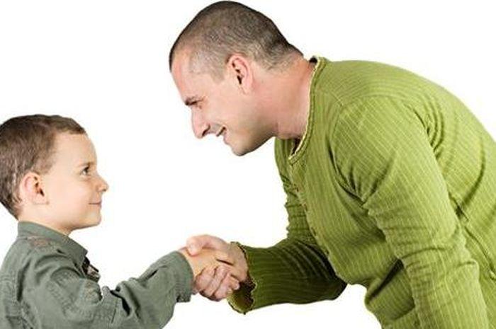 Image result for anak sopan santun