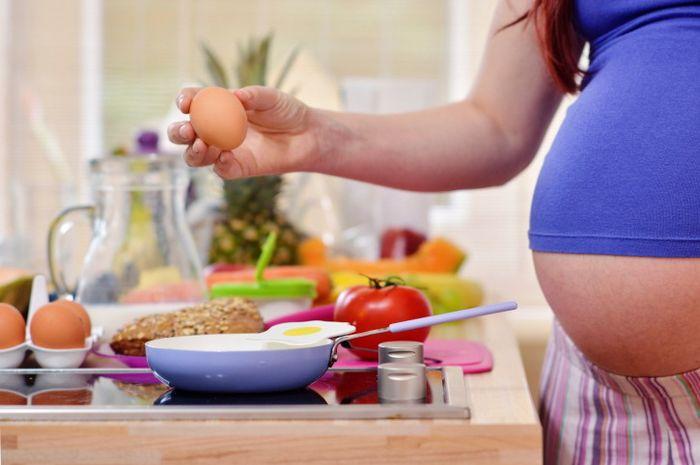 Kebutuhan Kalori Ibu Hamil Nakita