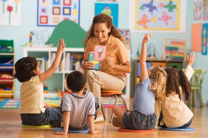 Image result for Kapan Si Kecil Masuk Sekolah Preschool Terbaik