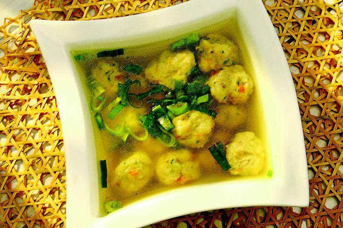 Sup Ikan Gabus Nakita