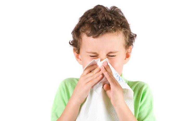 Anak susah tidur akibat hidung tersumbat? Atasi dengan berbagai cara.
