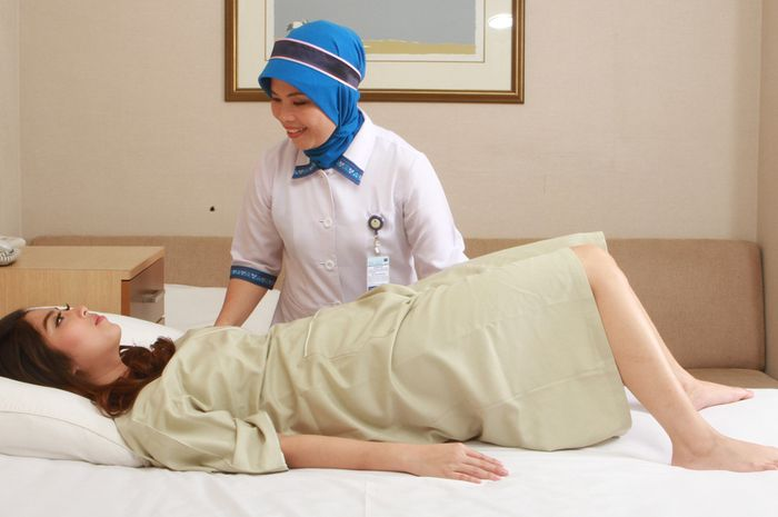 Senam nifas membantu pemulihan Ibu setelah bersalin.