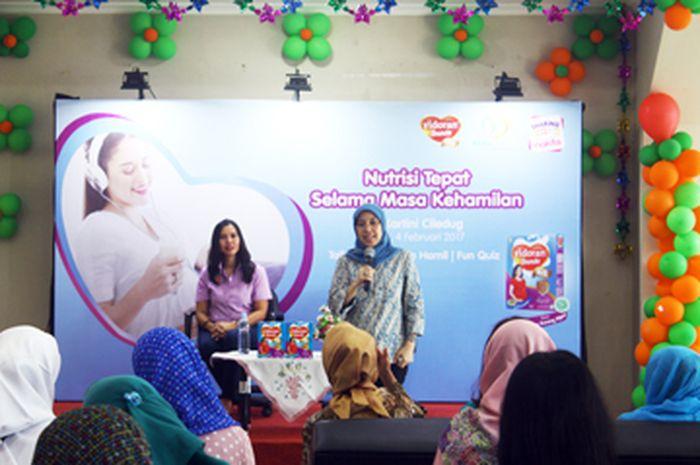 Nakita Sharing Moment with vidoran Ibunda di RSIA Kartini, Cipulir.