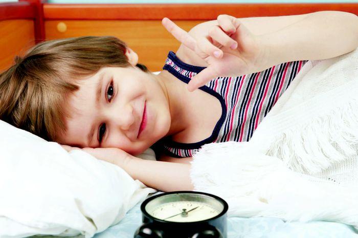 Anak usia di bawah 5 tahun yang tidur kurang dari 10 jam sehari akan berisiko mengalami obesitas.
