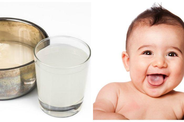 Ini Manfaat Menakjubkan Air Beras Untuk Bayi Semua Halaman Nakita