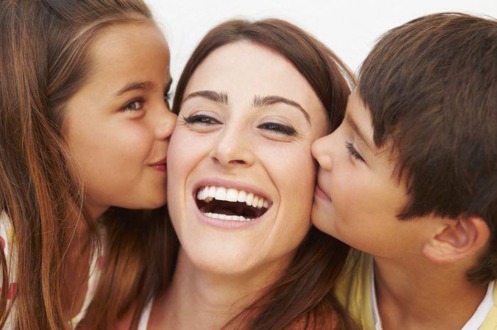 Riset : Kecerdasan Anak Berasal dari Ibunya