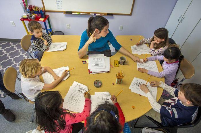 Sebelum mendaftarkan prasekolah ke tempat kursus, pertanyaan yang paling mendasar adalah, apa tujuan sebenarnya anak ikut les tersebut?