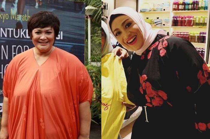 Diet Kenyang, Rahasia Dewi Hughes Sukses Pangkas BB Sampai 80 Kilogram