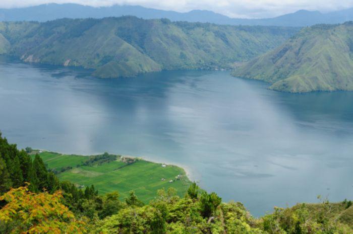 Terbentuknya Danau Toba Semua Halaman Nationalgeographic Grid Id