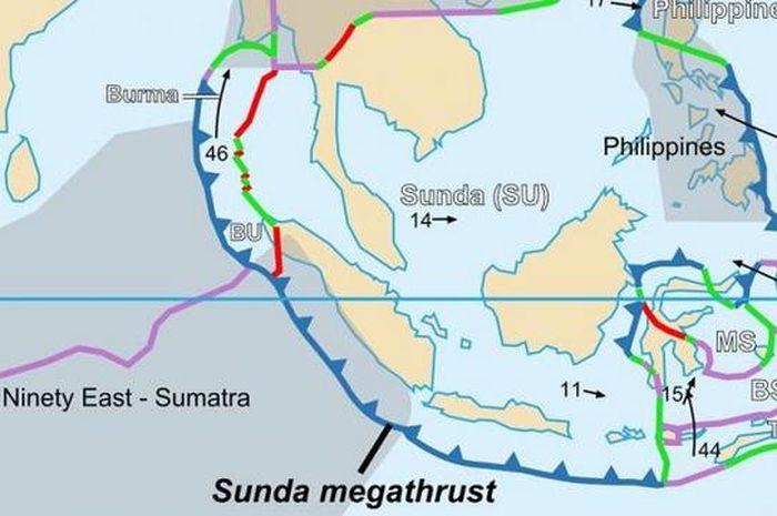Gempa Jakarta Waspada Gempa Sunda Megathrust Semua Halaman National Geographic