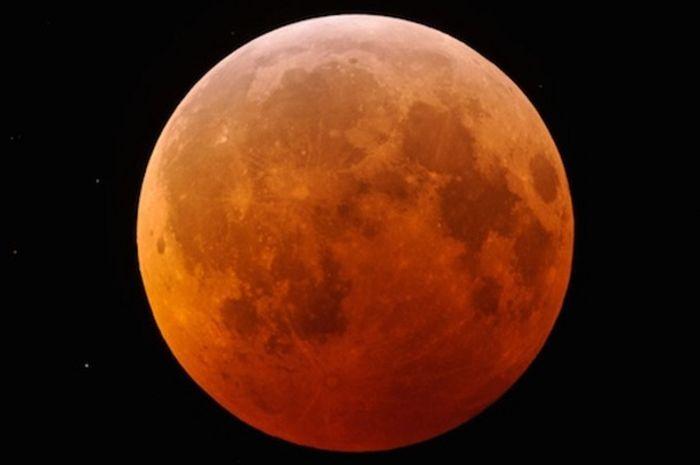 Bulan Gelap Mini Gerhana Bulan Total Terlama Abad 21 Semua