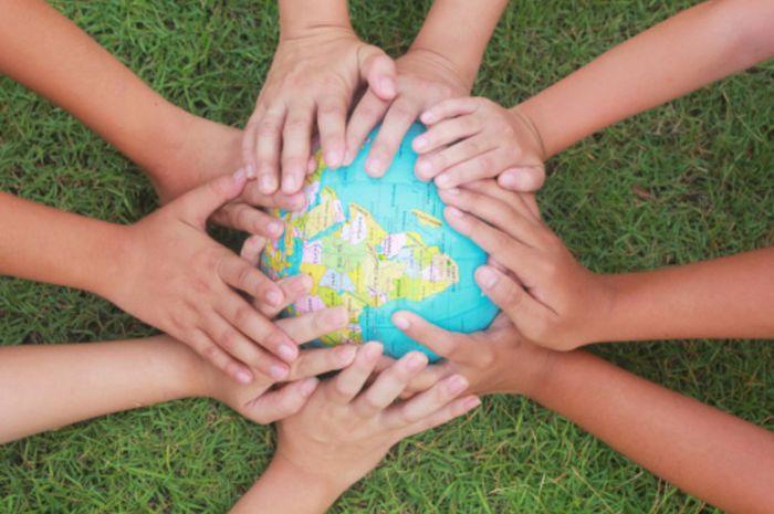 Menjaga Bumi kita bersama