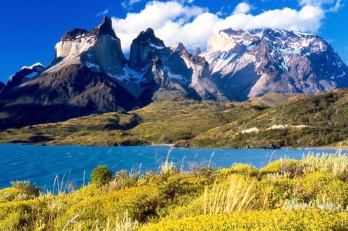 Pegunungan Andes Telah Terbentuk Lebih Lama Dari Yang Diperkirakan